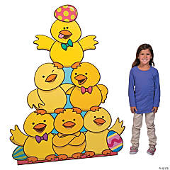 Easter Chicks Stand-Up