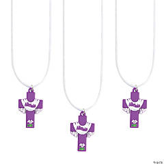 Easter Cross Necklaces