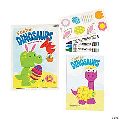 Easter Dinosaur Activity Sets PDQ