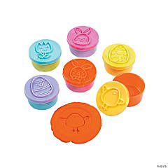 Easter Dough with Stampers