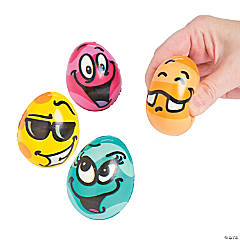 Easter Egg Character Stress Balls PDQ