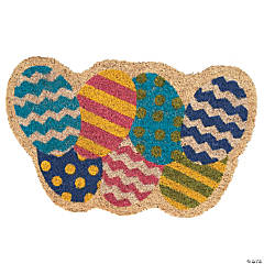 Easter Egg Coir Mat