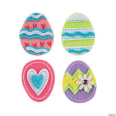 Easter Egg Embellishments