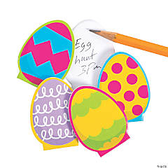 Easter Egg Mini Notepads