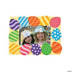 Easter Egg Picture Frame Magnet Craft Kit
