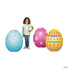 Easter Egg Stand-Ups