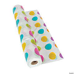 Easter Egg Tablecloth Roll