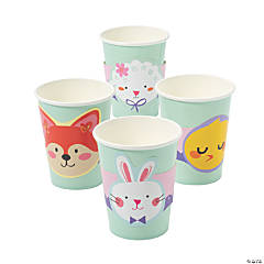 Easter Friends Paper Cups