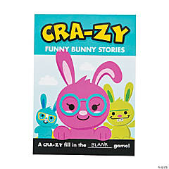 Easter Funny Bunny Story Activity Books