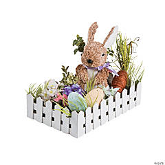Easter Garden Table Decoration