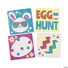 Easter Glitter Art Pictures