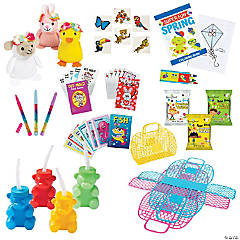 Easter Jelly Tote Premium Kit for 12