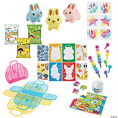 Easter Jelly Tote Value Kit for 12