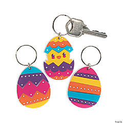 Easter Keychains