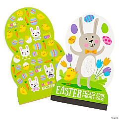 Easter Mega Sticker Books