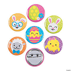 Easter Mini Buttons