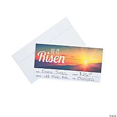 Easter Offering Envelopes