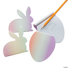 Easter Ombre Notepads