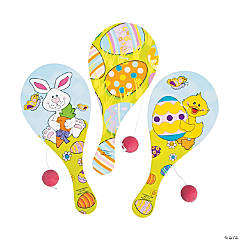 Easter Paddleball PDQ