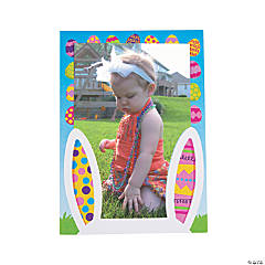 Easter Photo Holder Greeting Cards