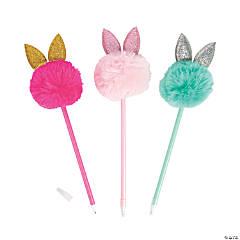 Easter Pom-Pom Bunny Pens