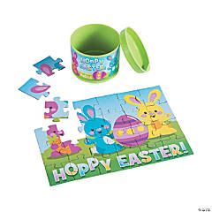 Easter Puzzles PDQ