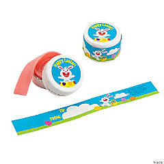 Easter Roll Tape Gum Handout for 24
