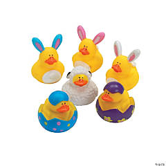 Easter Rubber Duckies PDQ