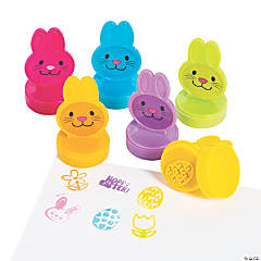 Easter Shaped Stampers