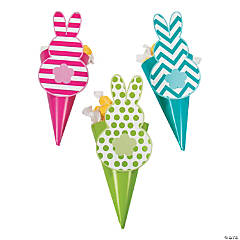 Easter Snack Favor Cones