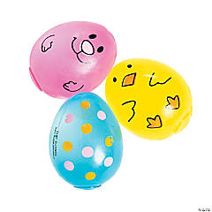 Easter Splat Balls PDQ