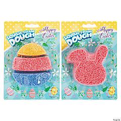 Easter Squish Foam Dough
