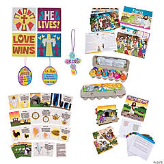 Easter Story Lesson At-Home Kit