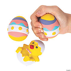 Easter Stress Toys