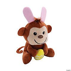Easter Stuffed Monkeys