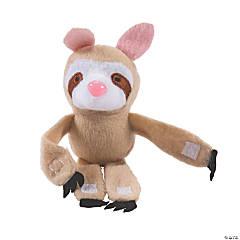 Easter Stuffed Sloths