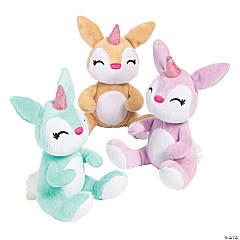 Easter Stuffed Unicorn Bunnies