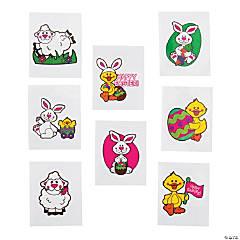 Easter Tattoos Clip Strip