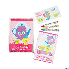 Easter Tea Party Stationery Sets