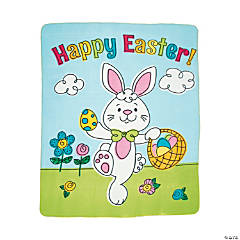 Easter Throw