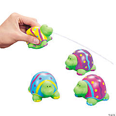 Easter Turtle Squirt Toys
