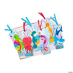 Easter Under the Sea Bookmarks