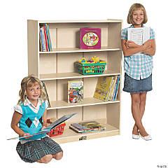 ECR4KIDS Birch Classic Bookcase - 48