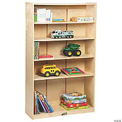 ECR4KIDS Birch Classic Bookcase-60in Height