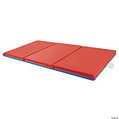 ECR4Kids Premium Folding Rest Mat 3-Section 2in
