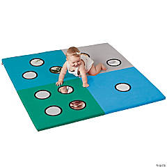 ECR4Kids SoftZone® 123 Look at Me Activity Counting Mat - Contemporary