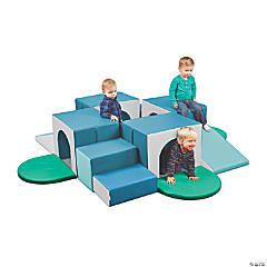 ECR4Kids Softzone® 4 Tunnel Maze  - Contemporary