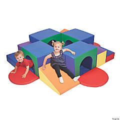 ECR4Kids SoftZone® 4-Tunnel Maze
