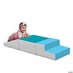 ECR4Kids SoftZone® Junior Little Me Climb Crawl and Slide - Contemporary