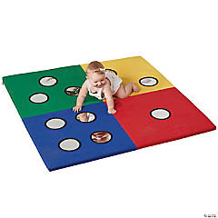 ECR4KidsSoftZone® 123 Look at Me Activity Counting Mat - Assorted